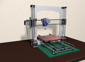 Máy in 3D Reprap Prusa i3 giá rẻ tại Việt Nam