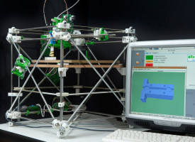 Các mẫu máy in 3D Reprap trên thế giới (Phần 1)