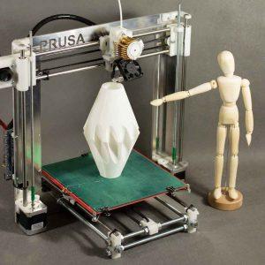 may in 3D Reprap Prusa i3 - may in 3D mini gia re