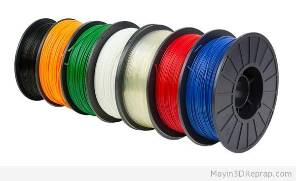 Thử tái chế chai PET làm vật liệu in 3D
